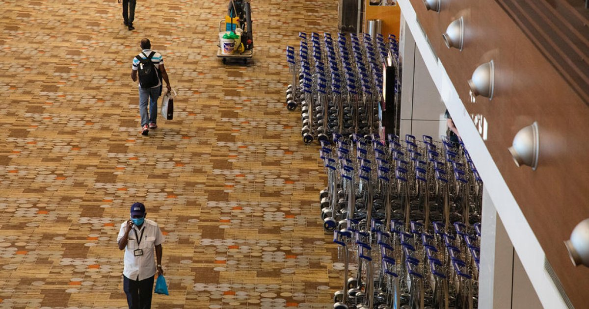 Covid-19: Four cleaners at Singapore's Changi Airport T3 among new cases as cluster grows to 46