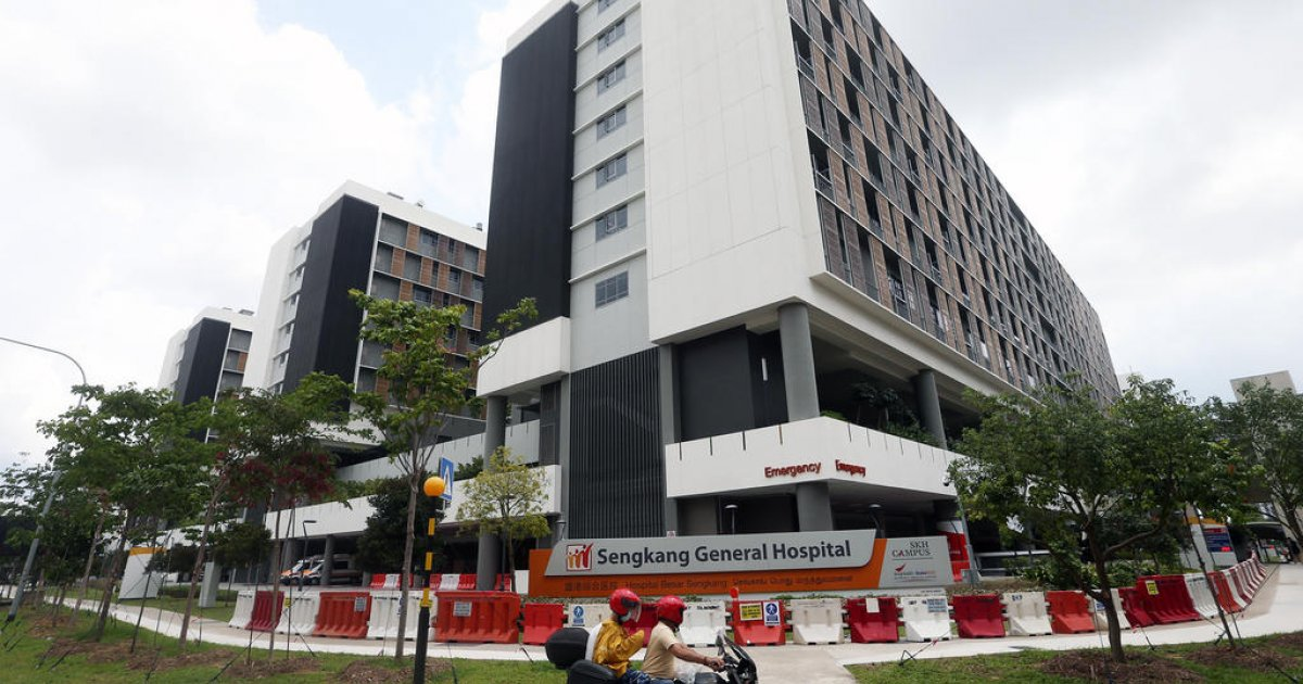 Covid-19: Singapore's Sengkang General Hospital nurse likely infected by B1617 virus variant; airport cluster grows to 26 cases