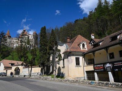 'Dracula's castle' offers tourists Covid-19 shots