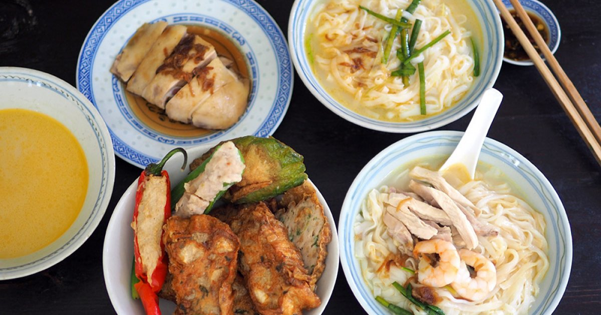 CMCO takeaway: Missing Ipoh? Tuck into awesome 'kai si hor fun' and 'sar kok liew' at PJ Sea Park's Restoran MJ Wang