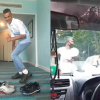 Comedian Lan Pet Pet claims he was provoked after video of scuffle with food delivery rider goes viral