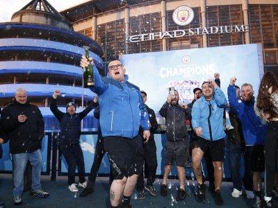 Man City crowned Premier League champions again