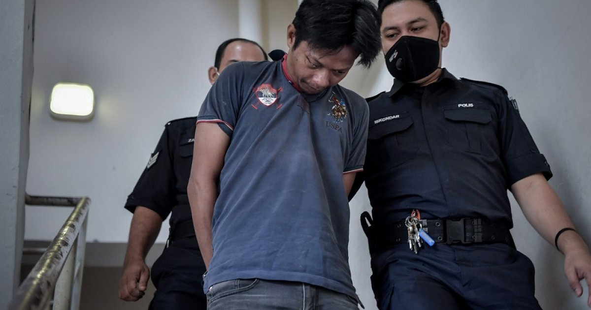 Court charges unemployed man with murder and sodomy of nine-month-old baby in PJ