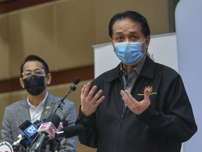 Dr Noor Hisham: Sense of unity in fight against Covid-19 still lacking among Malaysians