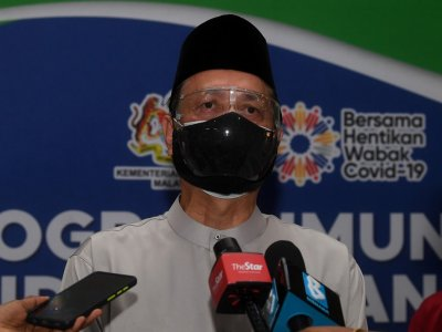 Health DG: Covid-19 quarantine increased to 21 days for recent Malaysian returnees from India