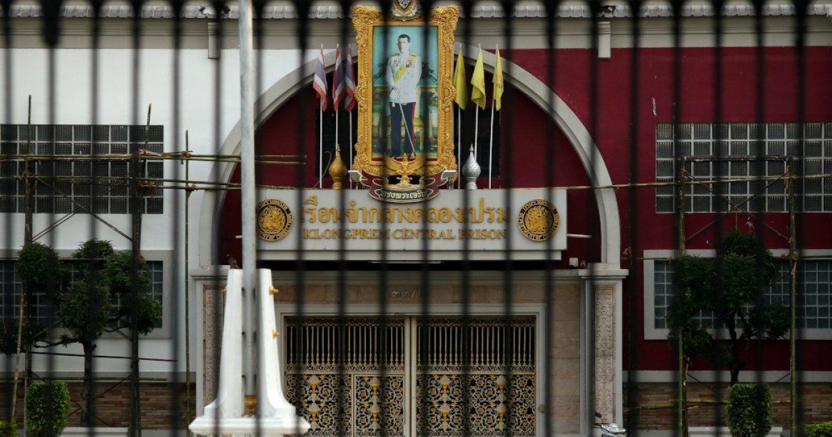 Prison outbreaks fuel Thailand Covid-19 surge