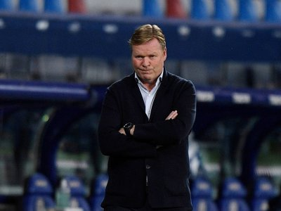 Koeman expects questions on Barca future after collapse at Levante