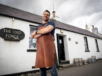 Locals forge bid to buy UK's most remote pub
