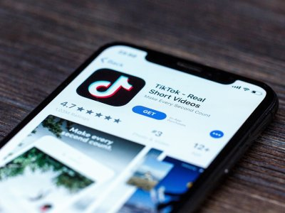 TikTok is world's most downloaded app