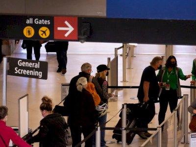 Delta变种病毒肆虐        美国维持现有旅游禁令