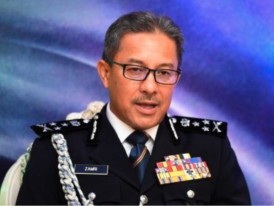 Bukit Aman probing claims of senior state cop's involvement with dubious individuals