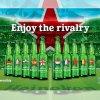 畅饮Heineken尽享欧国杯!把握机会赢限量版球衣等丰富奖品!