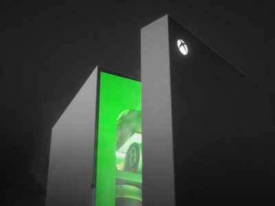 预计今年年底发布 微软制造Xbox Series X迷你冰箱!