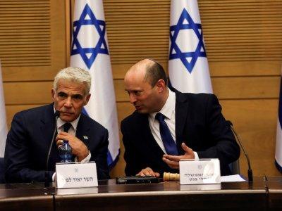 Israel's Netanyahu ousted