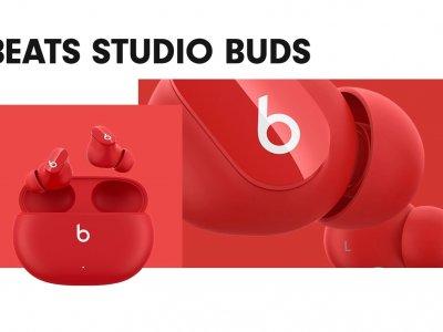 最长8小时续航力 真无线耳机Beats Studio Buds发布!