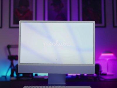 """配备倾斜支架 用户抱怨M1 iMac屏幕""""歪了""""!"""