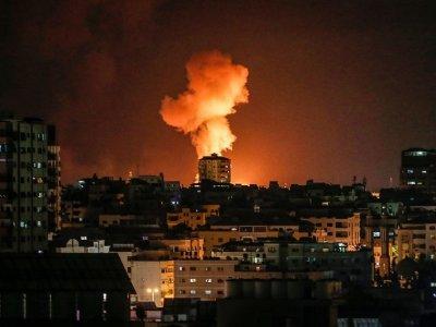 以巴停火才3星期      以色列再空袭加沙