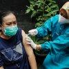 接种科兴疫苗后      印尼逾350名医生仍染疫