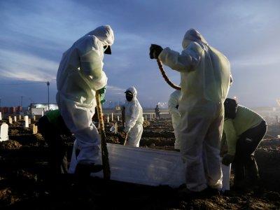 Indonesia passes grim milestone of over 100,000 Covid-19 deaths