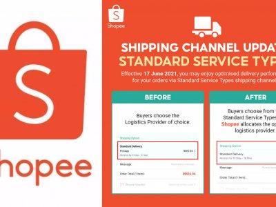 617生效!Shopee自动帮你选最合适的快递公司