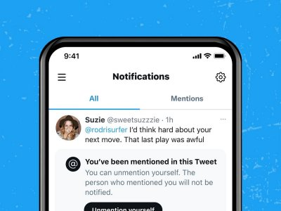 Soon you'll be able to decide who can mention you on Twitter