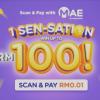"""1仙赢RM100!Maybank推出""""Scan & Pay:1SEN-sation"""""""
