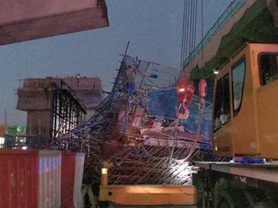 Highway developer confirms immediate stop work order on Kota Damansara construction site after mishap