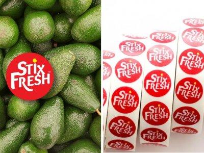 大马之光!Stixfresh贴纸让水果保鲜期变长