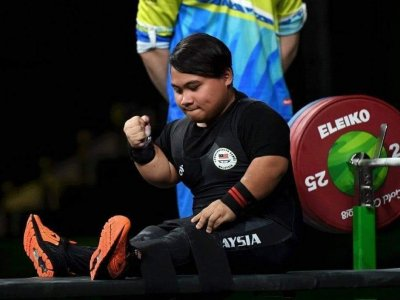 Agong hails powerlifter Bonnie Bunyau Gustin for shattering world record in Dubai