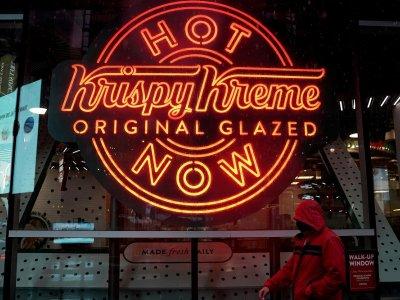 Krispy Kreme eyes near US$4b valuation in US IPO