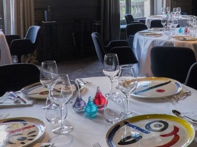Dining at the museum: The Michelin-starred chefs bringing fine dining to France's cultural hotspots