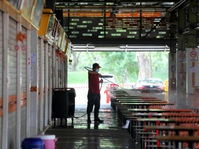 Singapore's Bukit Merah View market closure extended to June 26 after nine more Covid-19 cases detected; cluster grows to 25