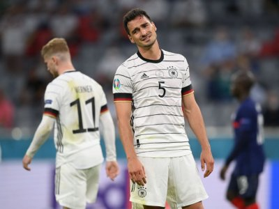 Euro 2020: German quartet skips training with injuries from Portugal win