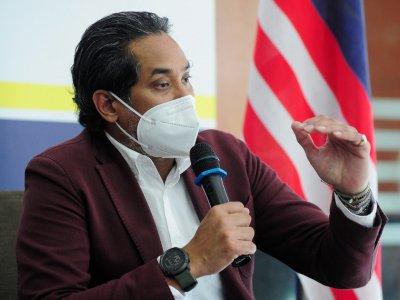 Khairy takes aim at Covax, tells World Bank to be vocal about vaccine inequity