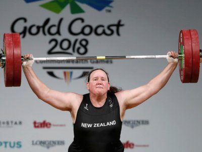 NZ weightlifter Hubbard to become first transgender athlete to compete at Games