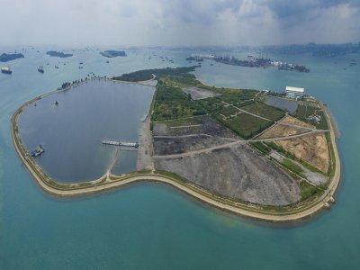 Singapore: JTC, Shell tie up to explore building 60ha solar farm at Semakau Landfill