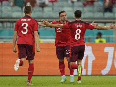 Switzerland advance to last 16 of Euro 2020 without kicking a ball
