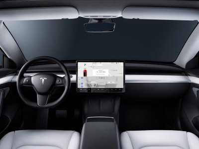 Why is Tesla activating the in-car camera of its vehicles?