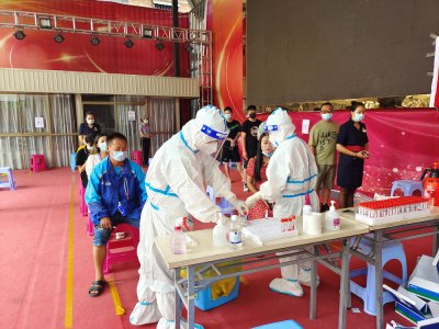 China reports more local Covid-19 cases in eastern province of Jiangsu