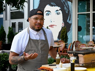 Black American chefs want credit for legacy of innovation