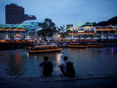 渔港群组451人确诊!新加坡明起重新收紧防疫