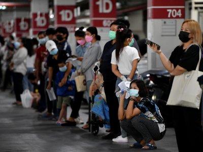 泰国新增确诊再破纪录!曼谷禁国内航班升降