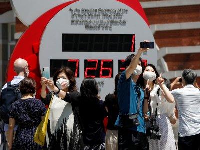 东京新增1979人染疫创新高!奥运确诊累积87宗