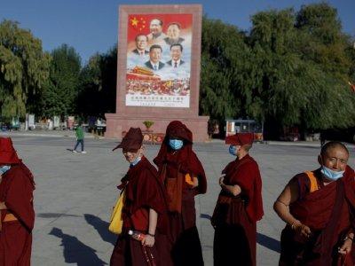 上任以来首次       习近平考察西藏两天
