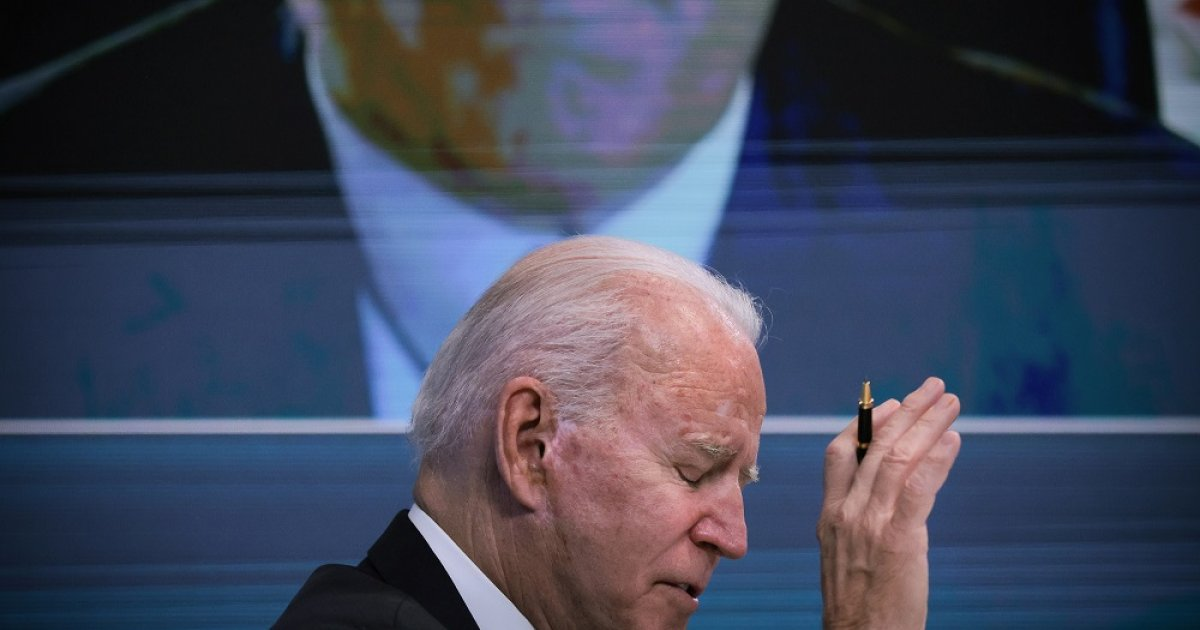 Wildfires highlight need for climate action, says Biden