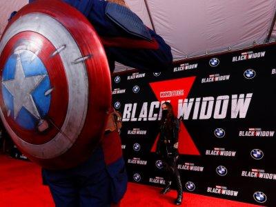 Disney slammed over Johansson's 'Black Widow' dispute