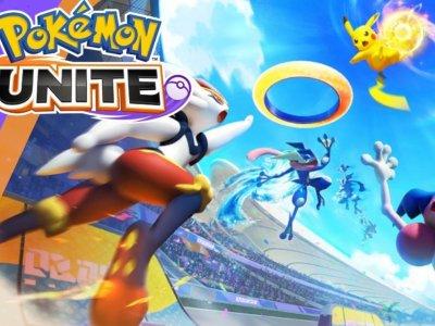 可5v5对战!Switch开放Pokemon Unite免费下载