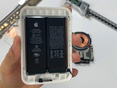 由两节1460mAh组成!Charger Lab拆解MagSafe电池组