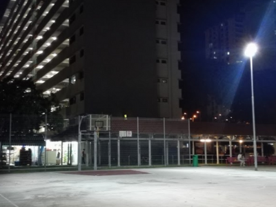 Singapore teen dies after basketball backboard structure falls on him in Bedok