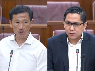 Singapore health minister says not yet time to consider making Covid-19 vaccination mandatory
